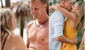 When you know, you know... at least, that's what these pics of Glenn and Alisha suggest throughout their time in Paradise
