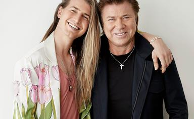 EXCLUSIVE: Richard Wilkins and son Christian open up about their inseparable bond