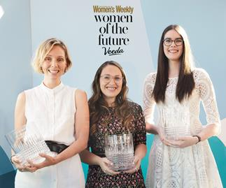 Women of the Future: The Weekly catches up with some of the most extraordinary award winners