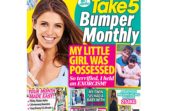 Take 5 Bumper Monthly September Issue Online Entry