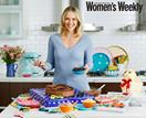 EXCLUSIVE: Sylvia Jeffreys competes in the ultimate bake-off from The Weekly's cake cook book - and the results are a sight to behold