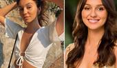 She's one to watch! Meet The Bachelor's brunette bombshell Bella Varelis