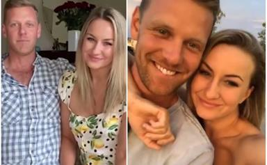 Bachie golden couple Alisha and Glenn reveal the clincher that gave them just three days to decide if they'd move in together