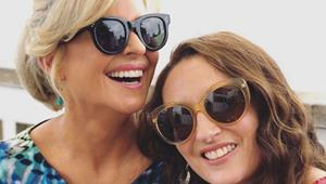 Georgie Parker leads the heartfelt birthday tributes to Home And Away star Emily Symons
