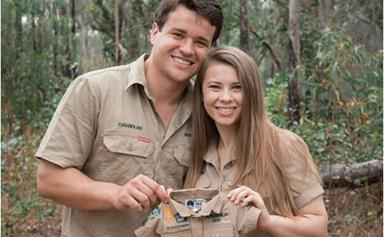BABY NEWS: Just months after secretly tying the knot, Bindi Irwin and Chandler Powell are expecting their first child