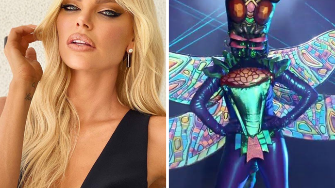 EXCLUSIVE: Sophie Monk DENIES claims she's the dragonfly on The Masked Singer - but fans are still convinced it's her!