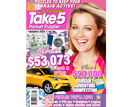 Take 5 Pocket Puzzler Issue 192 Online Entry Coupon