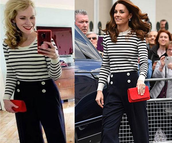 EXCLUSIVE: Meet the avid fashionista who's spent $40,000 on copying Kate Middleton's iconic royal style