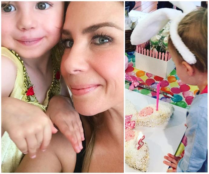 Kate Ritchie reveals the iconic Aussie tradition she's instilled every year for her daughter Mae's birthday