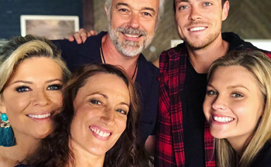 EXCLUSIVE: Home And Away star Cameron Daddo spills on his shock return to Summer Bay as an entirely different character