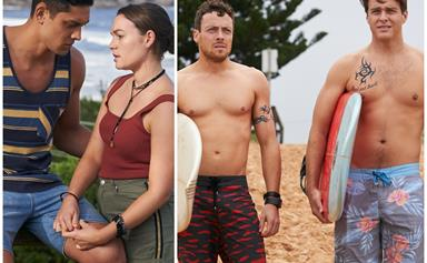 Two of Home & Away's much loved characters are set to flee The Bay this week
