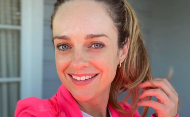 """Home And Away star Penny McNamee reveals the secret """"daggy"""" habit that keeps her camera-ready all year round"""