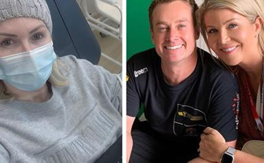 Chezzi Denyer on the debilitating condition she's been suffering from during her third pregnancy