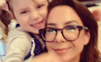 Kate Ritchie pens a touching message to her daughter Mae on her sixth birthday