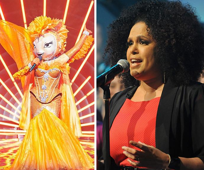 EXCLUSIVE: Christine Anu reveals the surprising reason why she couldn't go to the toilet on the set of The Masked Singer Australia