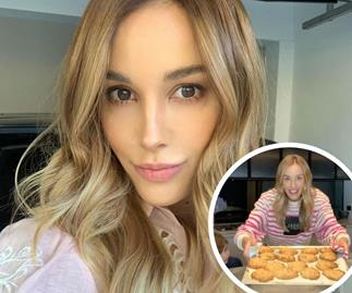 Bec Judd just revealed her incredible cookie recipe featuring THREE secret ingredients