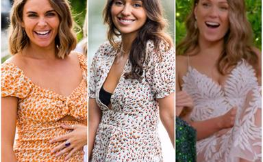 Pose for the rose: The best, boldest and bravest fashion moments from the 2020 Bachelor