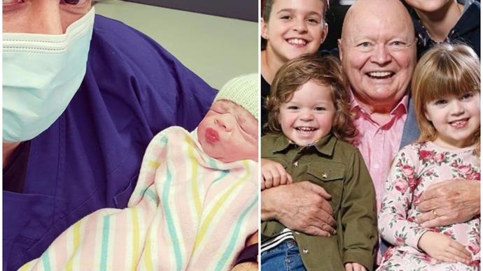 BABY NEWS: Bert and Patti Newton's sixth grandchild arrives seven weeks early