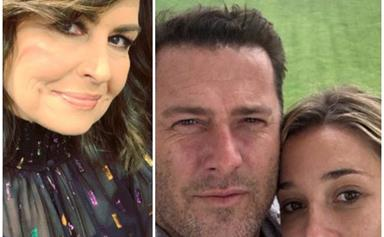"""EXCLUSIVE: Karl Stefanovic is """"freaking out"""" about Lisa Wilkinson's new tell-all book!"""