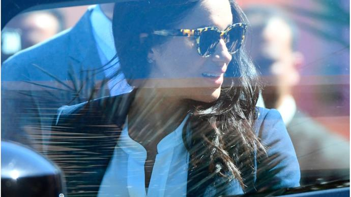 Duchess Meghan's California-cool outfit from over the weekend is our Spring inspo
