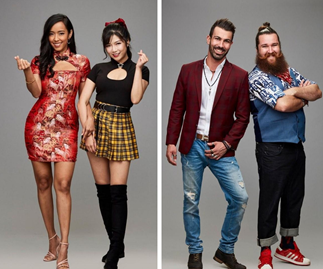 Meet the Plate Of Origin 2020 contestants set to send our tastebuds on a globetrotting adventure