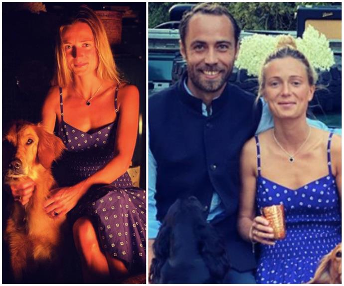 James Middleton's iso date night idea for his fiancée Alizee Thevenet will give you hope for the world