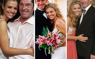 """Inside actress Bridie Carter's rock-solid marriage to her husband and """"soulmate"""" Michael Wilson"""