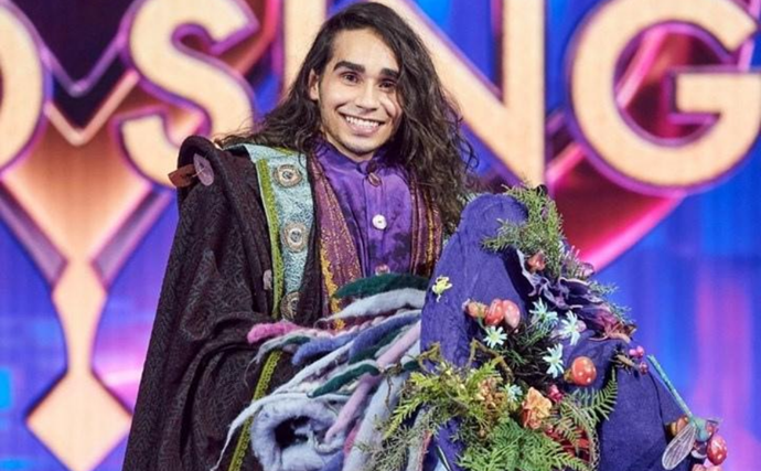 """EXCLUSIVE: The Masked Singer Wizard Isaiah Firebrace reveals how he """"lost himself"""" after getting caught up in X Factor fame"""