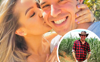Farmer Wants A Wife's Sam breaks his silence on his surprise engagement – and sets one thing straight