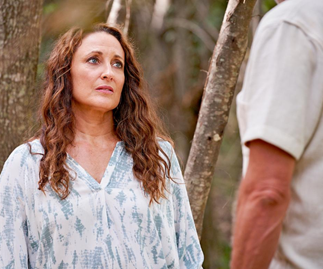 Home And Away's Roo discovers she's not seeing ghosts she's seeing double as Evan's SECRET twin Owen is found