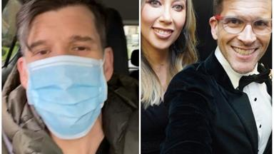 Osher Gunsberg shares a heartbreaking confession as he isolates amid COVID-19 scare