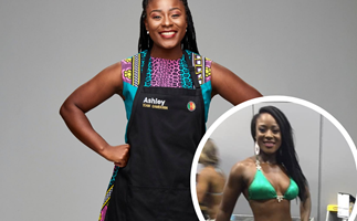 EXCLUSIVE: Plate Of Origin contestant Ashley reveals her incredible 20kg weight loss journey to become a bodybuilder