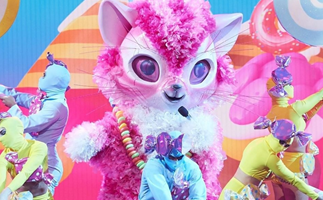 Whoops! The Masked Singer's costume designer just revealed which celebrity is under the Kitten mask
