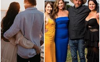 """""""I didn't fall in love with you. I walked into love with you"""": A Farmer Wants A Wife contestant casually just debuted her new relationship on Instagram"""