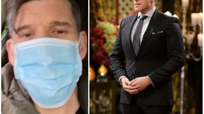 Filming of The Bachelorette left in question as host Osher Gunsberg is ruled out of key scenes temporarily
