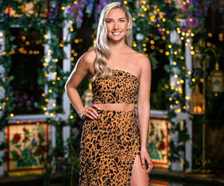 """EXCLUSIVE: The Bachelor intruder Bec spills on her """"instant spark"""" with Locky and how the other ladies reacted"""
