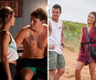 Home And Away cheating scandal! A steamy kiss could change one favourite's future forever