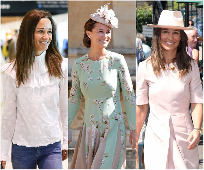There's a reason why Pippa Middleton's fashion choices make her the ultimate English rose of summer
