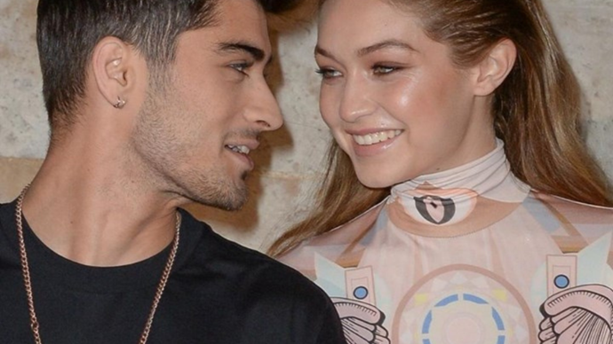 Baby Joy! Gigi Hadid has welcomed her first child with Zayn Malik - see the STUNNING first photo