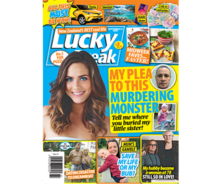 Lucky Break Issue 37 Entry Coupon