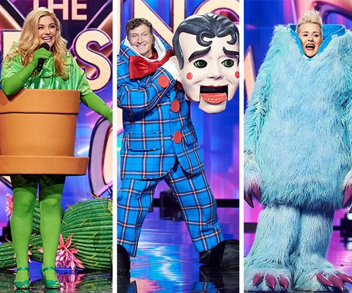 The Masked Singer Australia 2020: Every single celebrity behind the mask, revealed!