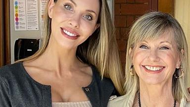 Hitting the right notes! Fans beg Olivia Newton-John & Chloe Lattanzi to release more music together following their latest mother-daughter duet