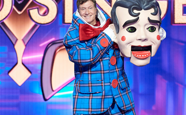 EXCLUSIVE: The Masked Singer's Puppet Simon Pryce's surprising baby confession