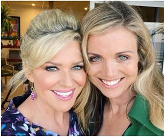 Welcome to The Bay! First pics of Bridie Carter filming her brand new role on Home and Away surface