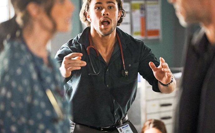 From Home And Away hunk to selfless hero: We're reliving Mason Morgan's biggest moments