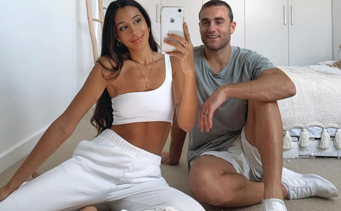 Love Island fans are freaking out over Amelia Plummer and Josh Moss secretly tying the knot