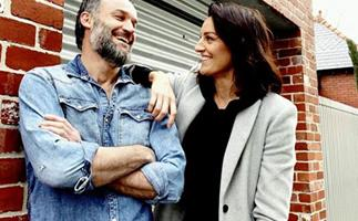 """MAFS' Mark and The Block's Bianca: """"Our reality TV romance is for real"""""""