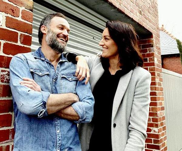 "MAFS' Mark and The Block's Bianca: ""Our reality TV romance is for real"""