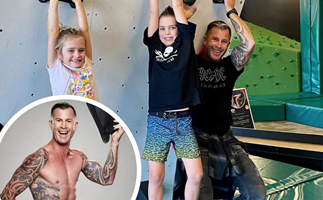 """EXCLUSIVE: """"I'd be dead"""" Shannan Ponton reveals the shock diagnosis that changed his life"""