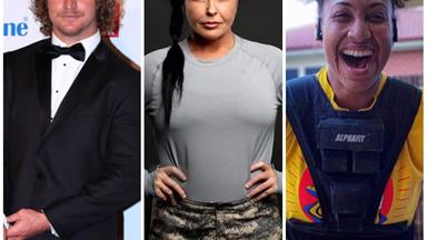 A convicted drug smuggler, a controversial Bachelor and a PR maven: Here's the unique bunch set to sweat on the SAS Australia reboot